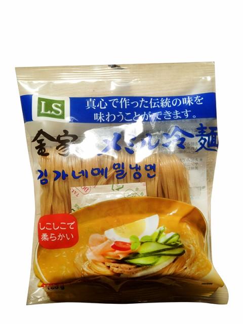 ★新商品★金家 メミル(そば)水冷麺 麺(160g)★韓国食品市場★韓国食材/ 韓国料理/ 冷麺/ 麺