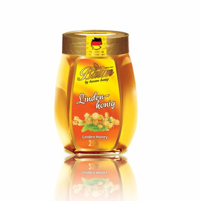 ドイツ産 はちみつ バリム リンデンハニー 250g ドイツ産 菩提樹はちみつ 250g シナの木 Balim(バリム)ハニー はちみつ ハチミツ 蜂蜜