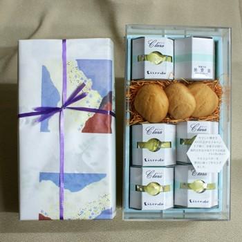 クララ16個入(信州長野県のお土産 お菓子 洋菓子 お取り寄せ ご当地スイーツ ギフト クッキー ビスケット おみやげ)