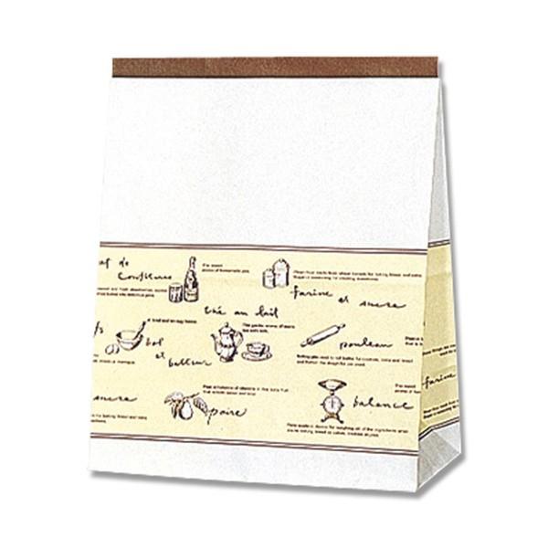 紙袋☆ケーキバッグ ティータイム(小)OKF-02【お菓子/ラッピング/ショートケーキ用/ロールケーキ/包装/スイーツ/お土産/業務用】