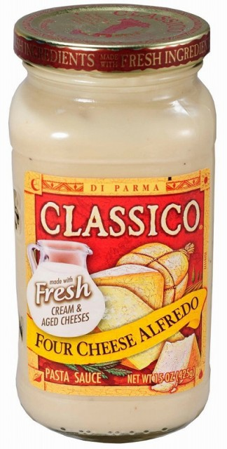 ハインツ クラシコ 4チーズアルフレッド 420g×12個     【全国宅配便 送料無料】【CLASSICO パスタソース】