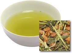 【丸中製茶】伊勢茶かりがね玄米茶 500g(玄米茶/かりがね/業務用/お茶/日本茶)
