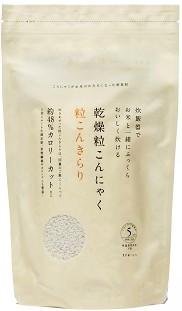 トレテス 乾燥粒こんにゃく・粒こんきらり 65g×5袋