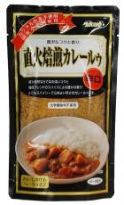ムソー直火焙煎カレールゥ 辛口 170g