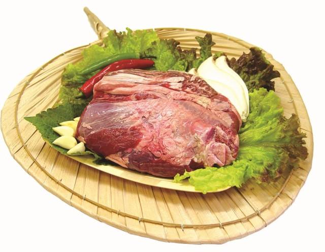 【クール便選択必要!】牛上すね(スープ用) 約1Kg ★韓国食品市場★韓国食材/牛肉/焼肉/牛すね/スープ用/アロンサテ