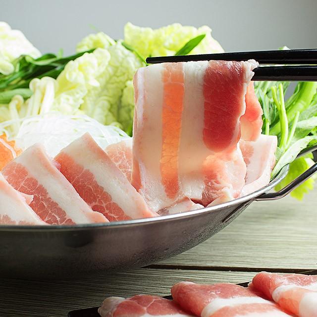 豚バラ肉 スライス 2.5mm 500g たっぷり大容量!/業務用/生姜焼き/鍋/豚キムチなどの具材に♪