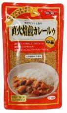 ムソー直火焙煎カレールゥ 中辛 170g