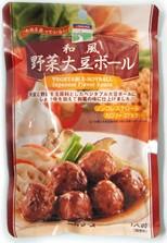 三育 和風野菜大豆ボール 100g