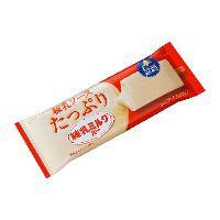 ロッテ アイス 練乳ミルクバー 90ml×24本入