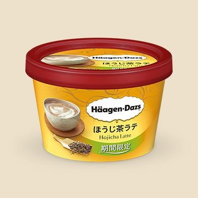 アイス ハーゲンダッツミニカップ ほうじ茶ラテ 110ml 12個入