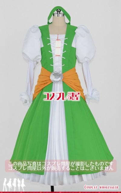 【コスプレ問屋】ドラゴンクエストXI(ドラクエ11)★セーニャ パニエ付き☆コスプレ衣装 [2088]