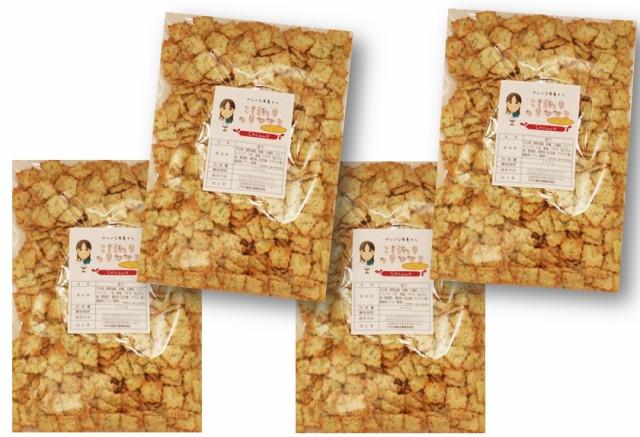 グルメな栄養士の のりセサミ 1kg(250g×4袋)  【全国宅配便 送料無料】【セサミクラッカー セサミスナック 国内加工品】