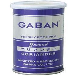 GABAN コリアンダーパウダー(缶) 220g×12個    【全国宅配便 送料無料】 【ハウス食品 粉 Coriandre こえんどろ】