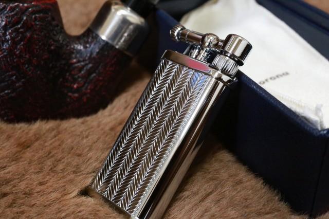 【パイプ用ライター】 イム・コロナ オールドボーイ・エンジンタン ブランド たばこライター お洒落 人気 おすすめ 高級 ガスライター