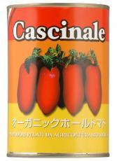 オーガニックホールトマト 400g