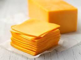 チエダーチーズスライス56枚入り