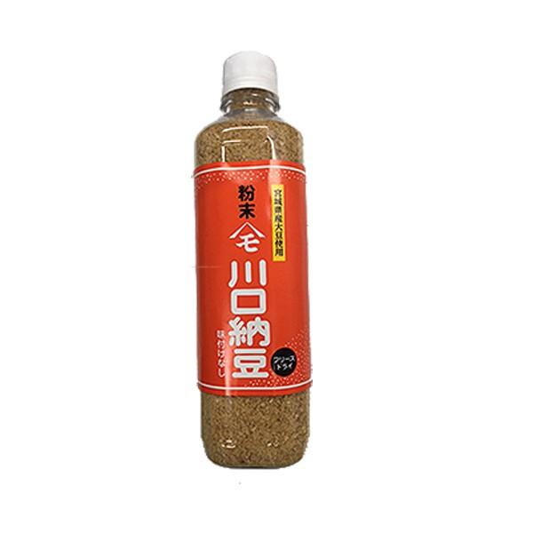 フリーズドライ粉末納豆 宮城県産大粒大豆使用 乾燥納豆粉末220g 瓶 国産大豆 乾燥 におい 気にならない ポリポリ ふりかけ トッピング
