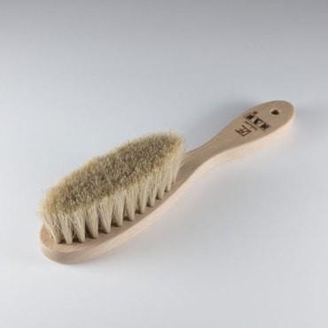 浅草アートブラシ カシミヤブラシ 匠 B000017 ブラシ 毛玉取りブラシ ブラシ 白馬毛 日本製 ブラシ 木製 ブラシクリーナー 毛玉とりブラ