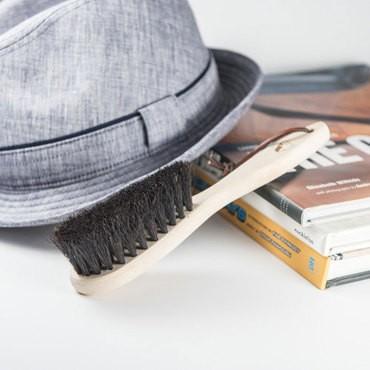 浅草アートブラシ 帽子ブラシ B000041 洋服ブラシ 洋服お手入れ