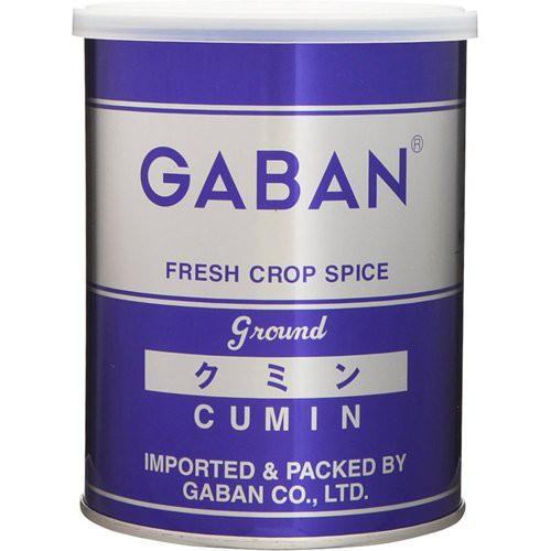 GABAN クミンパウダー(缶) 200g×12個    【全国宅配便 送料無料】 【ハウス食品 粉 Cumin 馬芹】