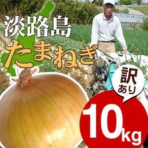 淡路島玉ねぎ【訳あり】10キロ# サイズ・個数お任!