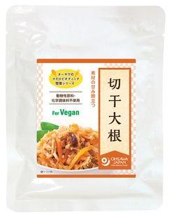 オーサワ 切干大根(煮物) 100g