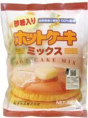 桜井 ホットケーキミックス・砂糖入り 400g