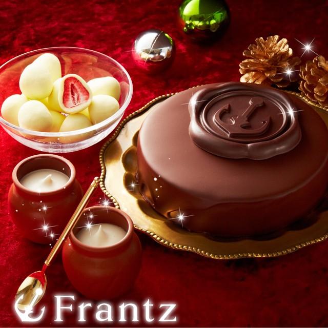 バレンタイン チョコ ギフト ケーキ 珠玉の濃厚チョコケーキ! 魔法の生チョコザッハと壷プリンと苺トリュフのセット ザッハトルテ お取
