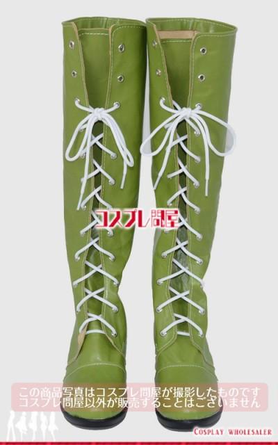 【コスプレ問屋】ドラゴンクエストXI(ドラクエ11)★マルティナ 靴 ロングブーツ☆コスプレ衣装