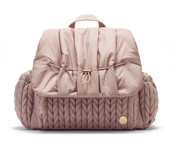 b3c470594baa ハップ HAPP マザーバッグ リュック バックパック ショルダーバッグ ローズ  ロサンゼルス発、Happinessがテーマの創造的なデザインと柔軟な機能性に満ちたバッグです。