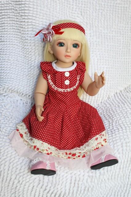 お人形 きせかえ人形 赤ちゃん 人形 リアルドール ドール リボーンドール キッズ 柔らかいビニル 45cm お人形遊び