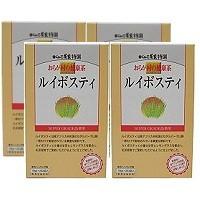 ルイボスティ 1.5gx30袋 x 4箱(徳用) 【ルイボス茶/がんこ茶家】