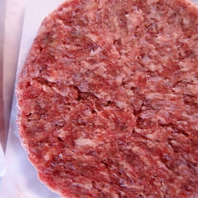 特大 グラスフェッドビーフパテ 450g【無添加】牛肉100%ビーフパティ 1ポンドサイズ! 牧草牛 オージー