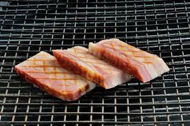 ホエー豚の厚切りベーコン 60g*8個