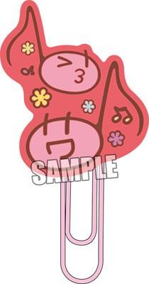 送料無料!うたの☆プリンスさまっ♪◆ラバークリップ◆「おんぷくん」フラワーVer.◆新品◆