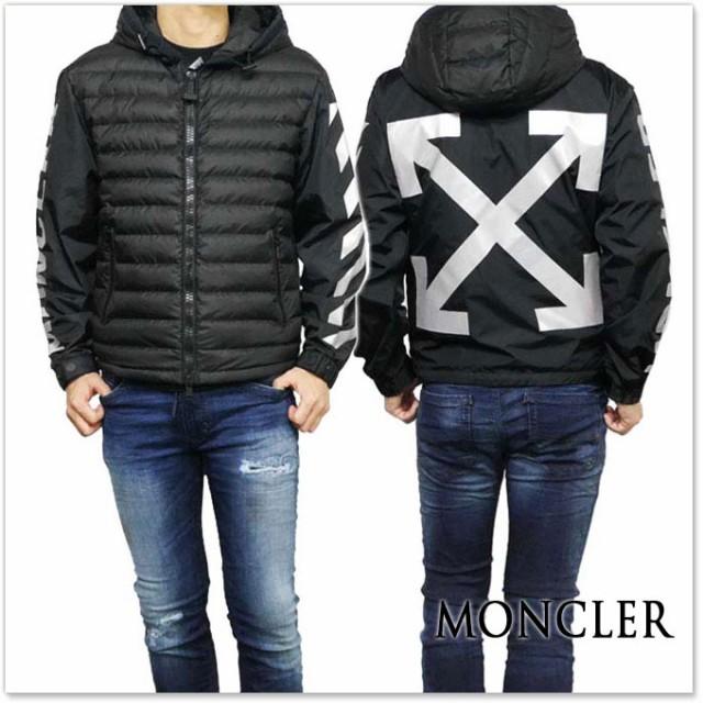 MONCLER O モンクレール メンズダウンジャケット TABLIER / 41310-80-57425 ブラック /2017春夏新作