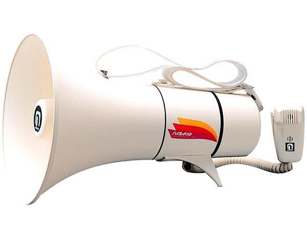 拡声器 ショルダー型メガホン TM-208