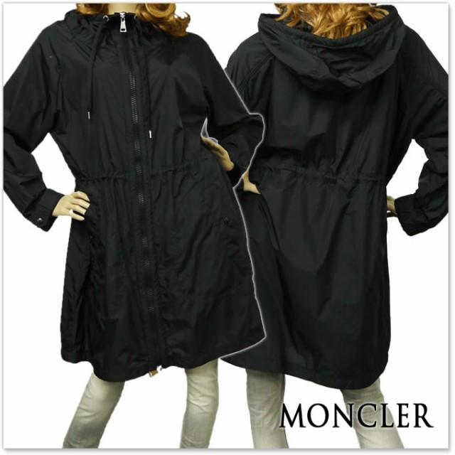 MONCLER モンクレール レディースナイロンコート ORTIE / 49113-05-5396L ブラック /2017春夏新作