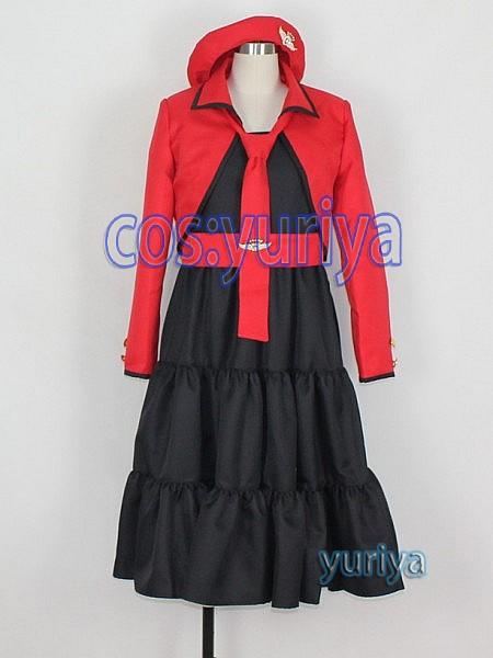 モーニング娘 (モー娘。・モーむす・モームスメ) 愛の軍団 鞘師里保 コスプレ衣装