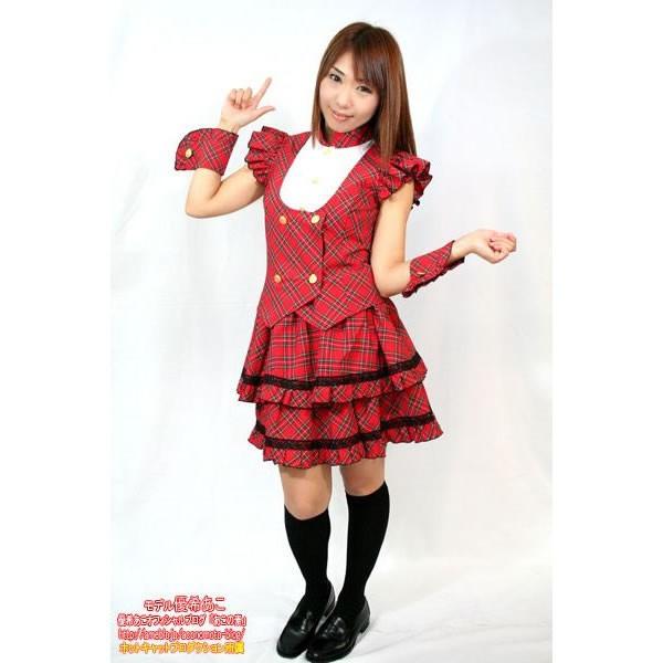 セール sale アイドル AKB48 ビギナー ステージ衣装 コスプレ 衣装★AKB「ビギナー」のステージ