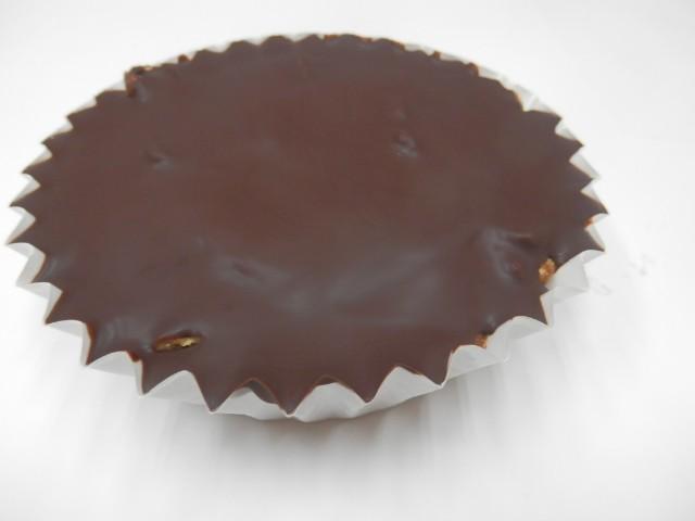生チョコブラウニー。贅沢な最高級生チョコをたっぷり使って焼き上げた美味しいスイーツです。