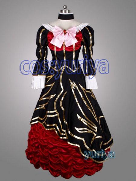 うみねこのなく頃に 黄金の魔女 ベアトリーチェ コスプレ衣装