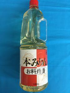 広島 中国醸造 ダルマ本みりん 1800ml ペットボトル