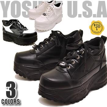厚底 革靴の通販 Wowma!