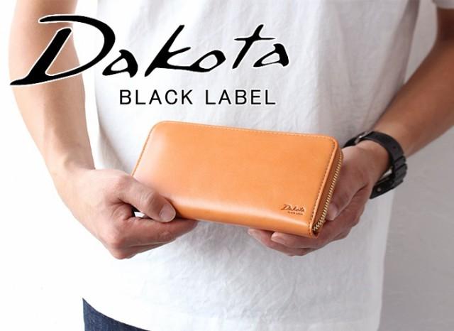 ポイント10倍 ダコタ 財布 ラウンドファスナー 長財布 メーディオ ブラックレーベル Dakota BLACK LABEL 626703