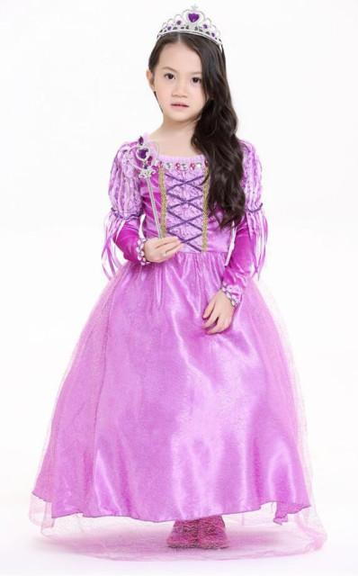 ハロウィン衣装 子供用 KIDS キッズ プリンセス ドレス ♪ハロウィーン用品 コスプレ ハロウィン 衣装