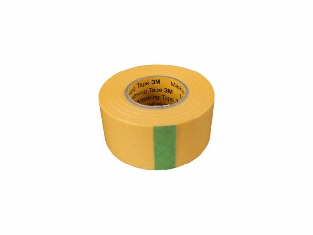 【業務用 3Mマスキングテープ 24mm 1個】ボディー養生 車内養生 養生用品 スリーエム 養生テープ 保護テープ