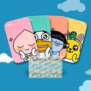 (先払いのみ) 韓国キャラクターグッズ KAKAO FRIENDS(カカオフレンズ) 3M Nexcare ブラミッシュクリアカバー ニキビパッチ(4種1択)