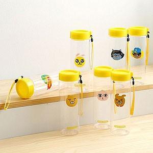 (先払いのみ) 韓国キャラクターグッズ KAKAO FRIENDS(カカオフレンズ) フェイス ウォーター ボトル(500ml/7種1択)