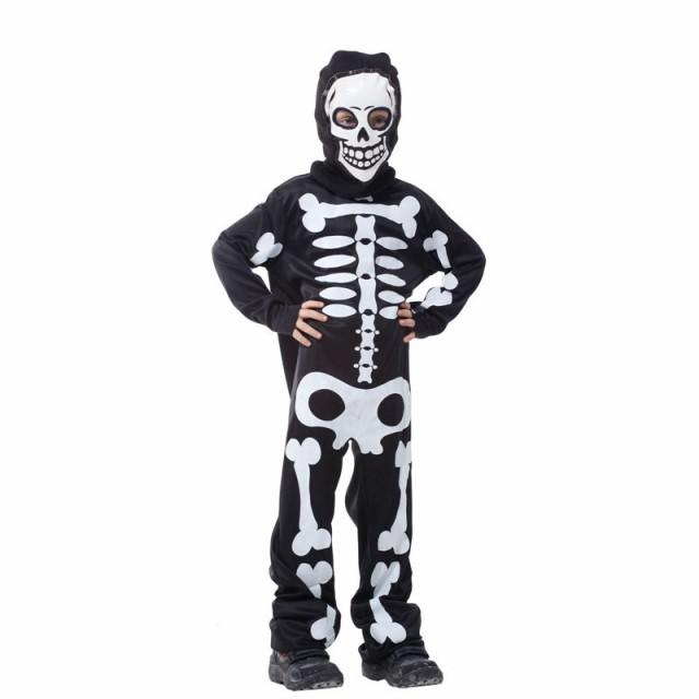 ハロウィン コスチューム 子供 お化け コスプレ キッズ ハロウィン 衣装 子供用 幽霊 死神 コスチューム 肝試し ゾンビ 仮装